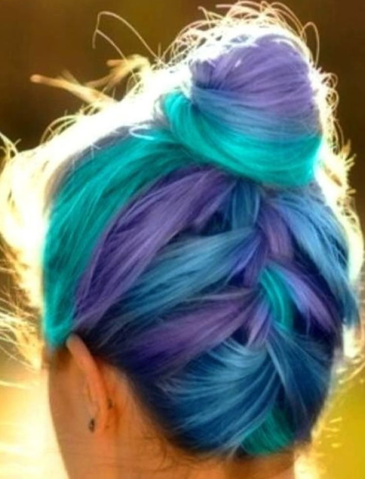 Colorful Hairstyles find this pin and more on colorful hairstyles by gailattard7 Colorful Hairstyles