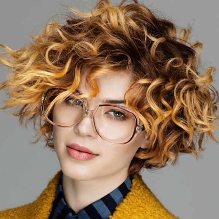 30 Most Magnetizing Short Curly Hairstyles for Women to ...