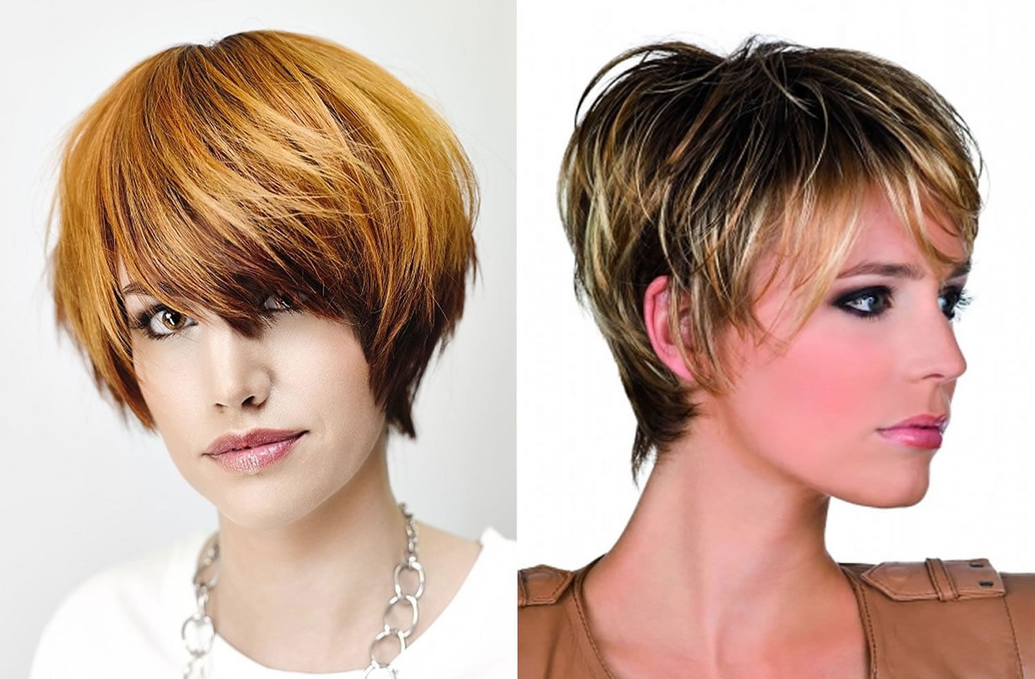 Hair Styles For Short Hair Woman