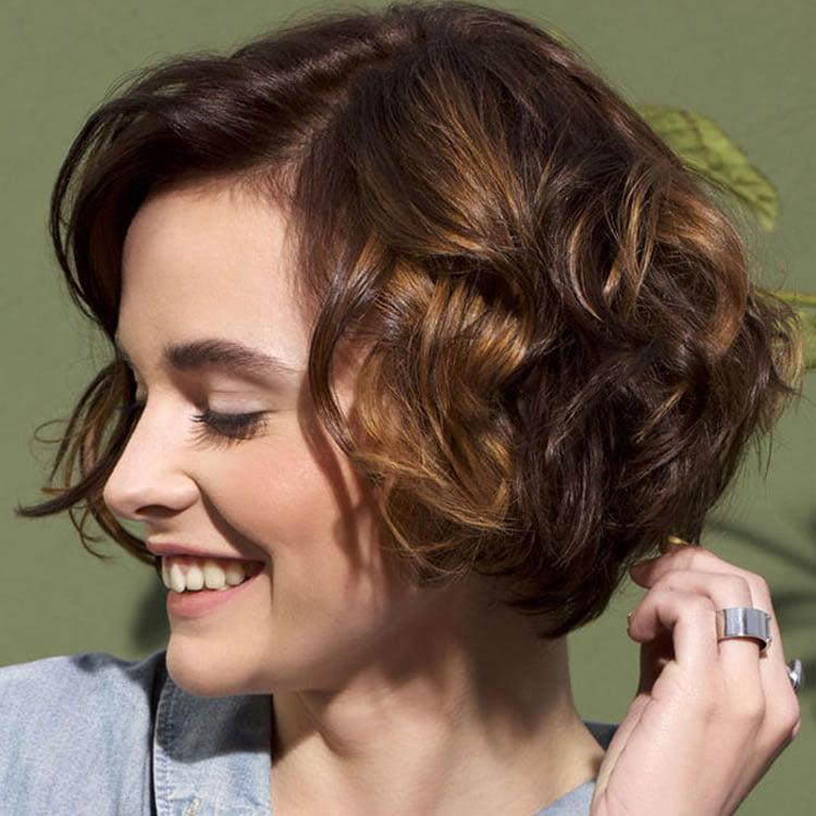 34 Fresh Short Haircuts and Hairstyles for Thin Hair