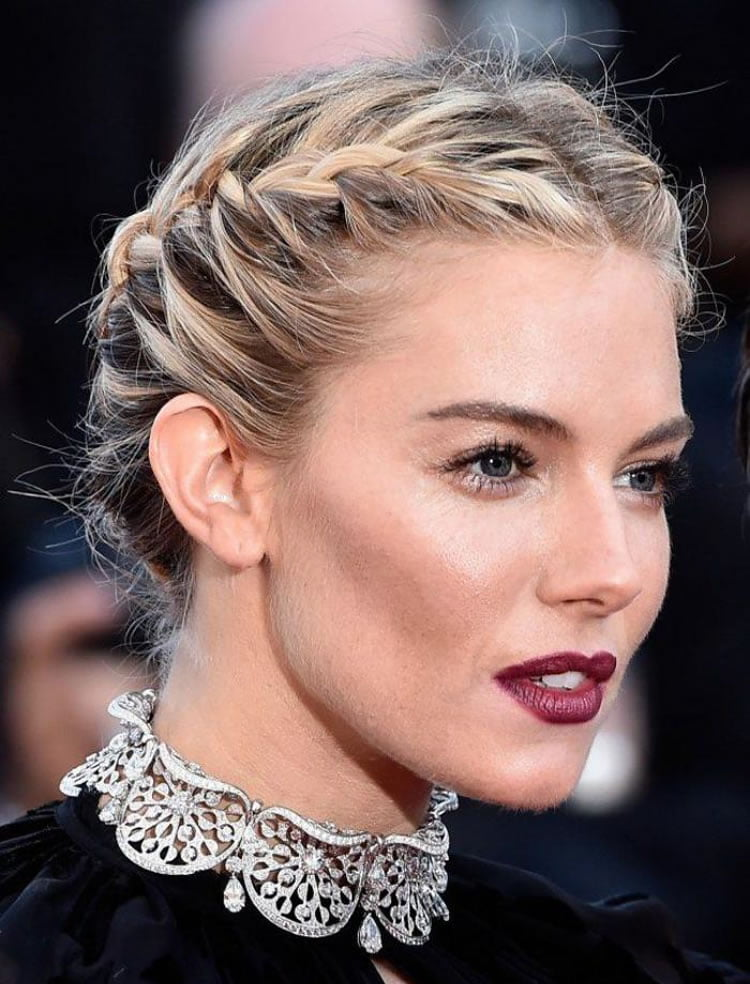 French Hairstyles For Long Hair: 23 Stylish French Braid Hairstyles Photos And Video