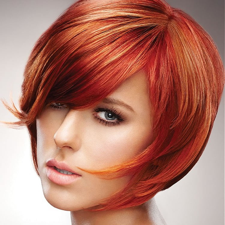 34 Trendy Bob & Pixie Hairstyles for Spring Summer 2017-2018 - Page 3 - HAIRSTYLES