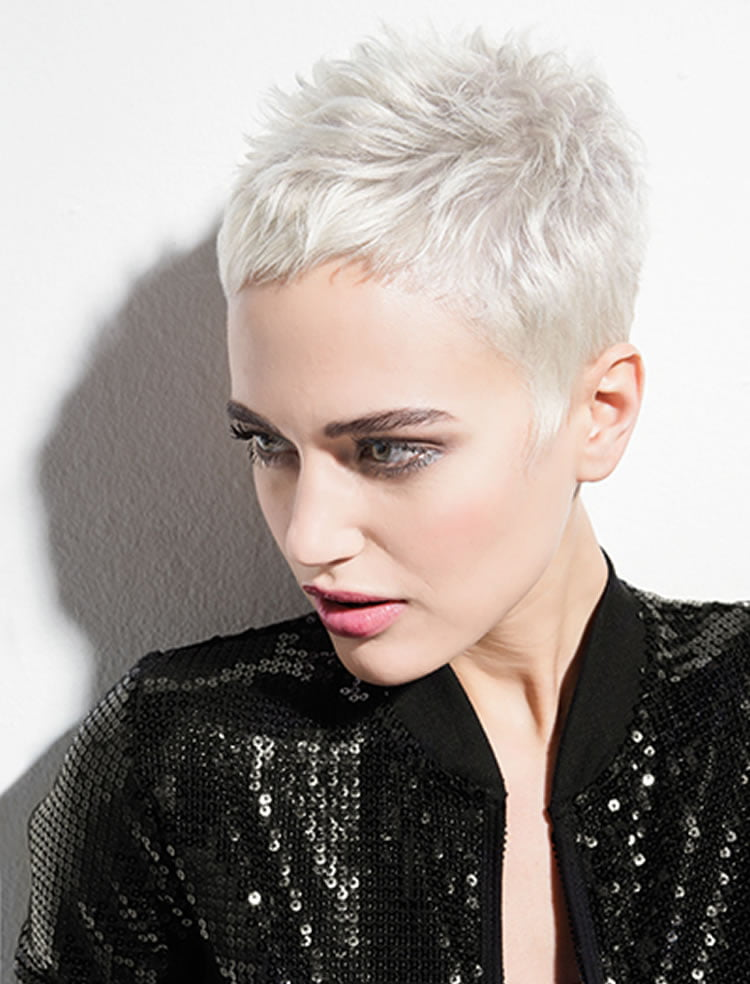 10 Short Edgy Haircuts for Women – Try a Shocking New Cut Color