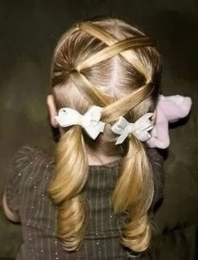 54 Cute Hairstyles For Little Girls