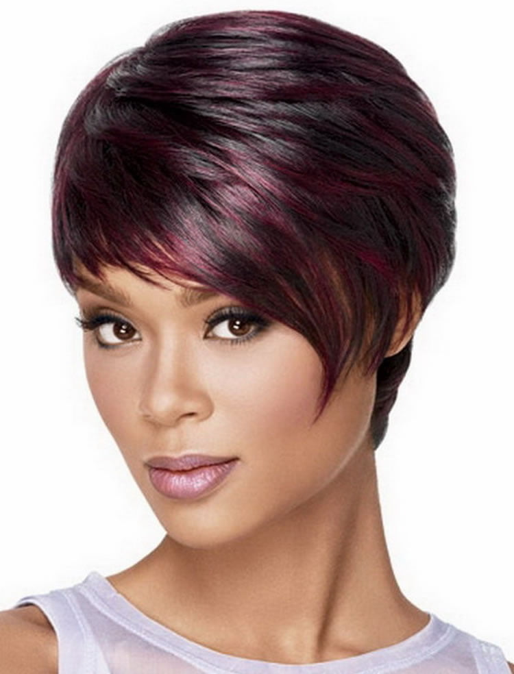Ravishing African American Short Hairstyles And Haircuts Page 3 Of 7