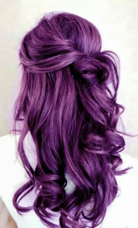 51 Colorful Hairstyles Tutorials For Charming Ladies 2017-2018 ...