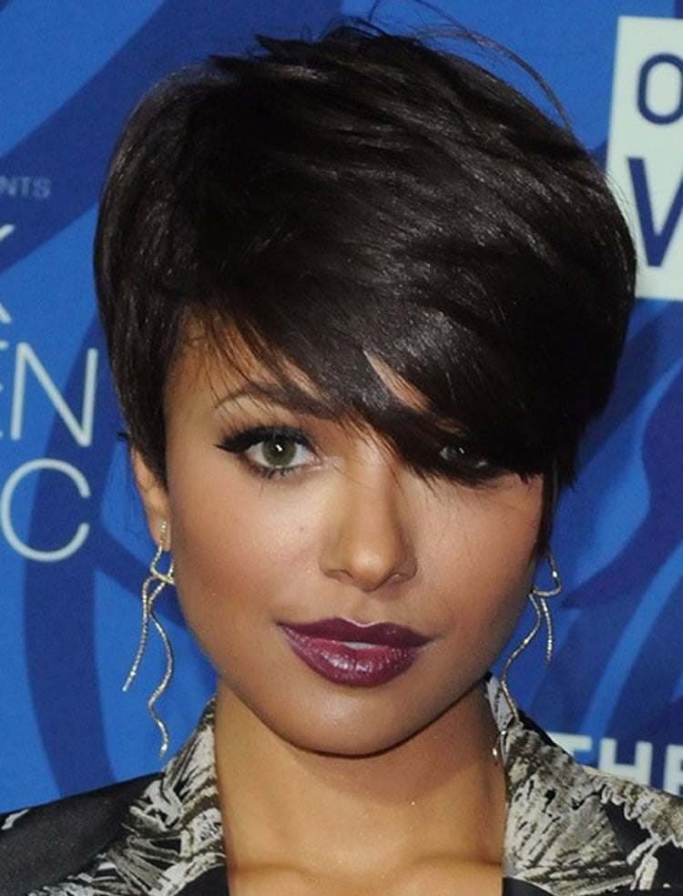 African American Short Hair Styles Adorable 45 Ravishing African American Short Hairstyles And Haircuts  Page .