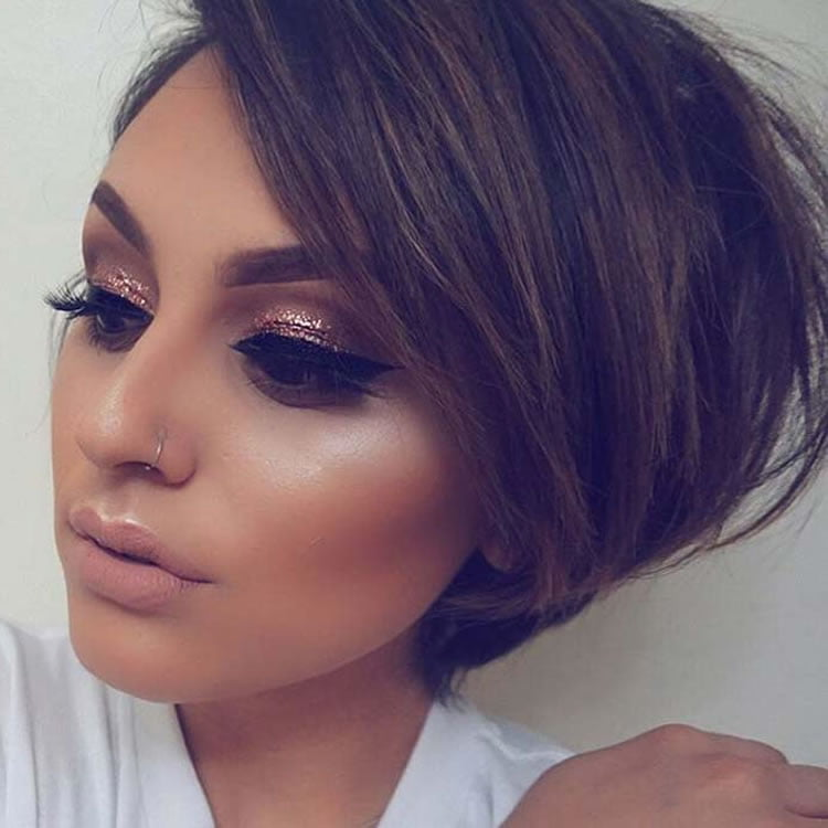 Short Hairstyles 2017 2018: 34 Trendy Bob & Pixie Hairstyles For Spring Summer 2017