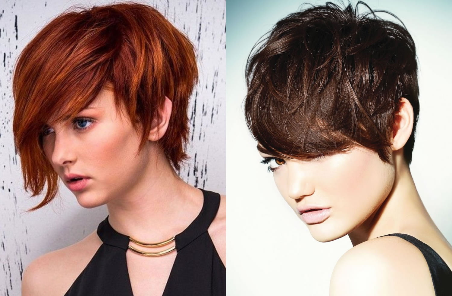 short sexy hair for women