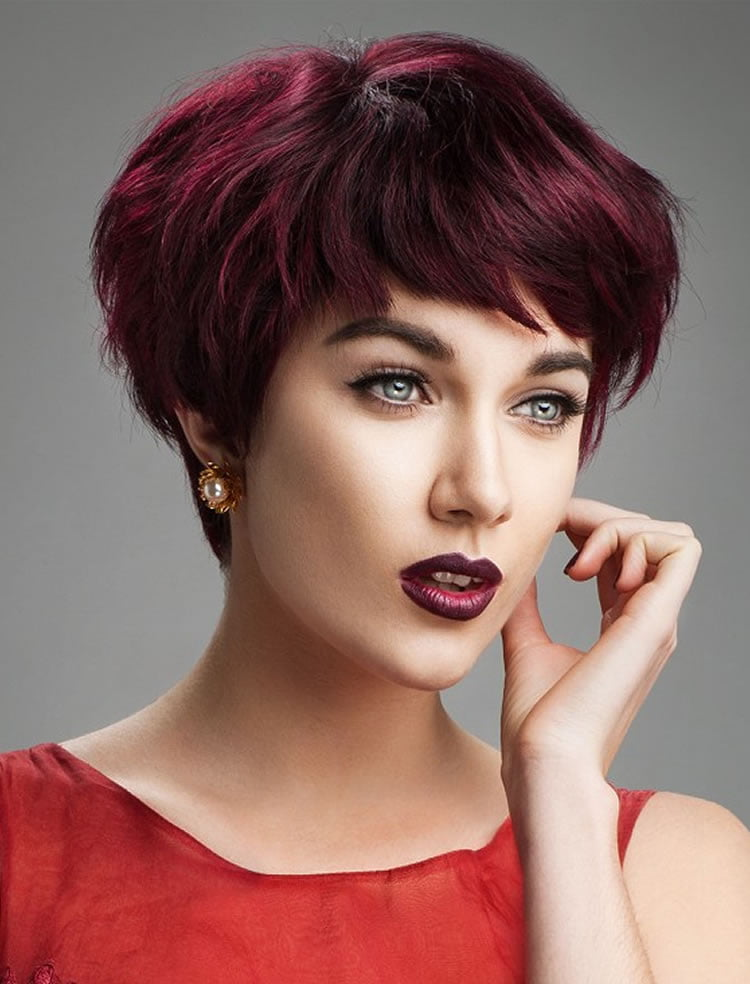 34 Trendy Bob & Pixie Hairstyles for Spring Summer 2017 ...