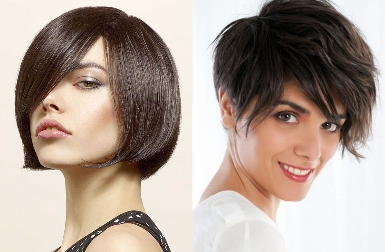 Short Hairstyles For Straight Hair 2018 Hairstyles