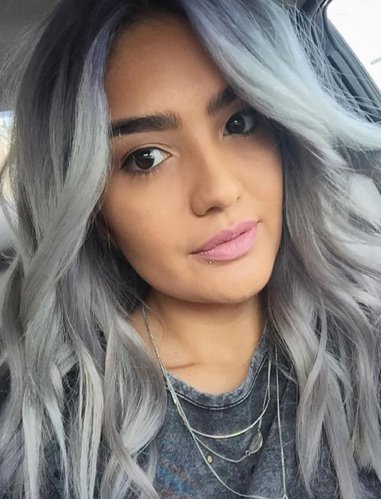 The 32 Coolest Gray Hairstyles for Every Lenght and Age ...