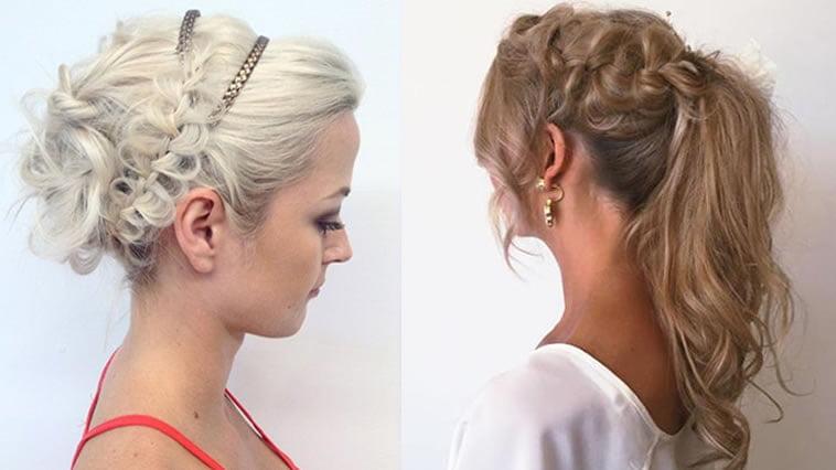 2017 Bridal Hair Ideas and Tutorials – 20 Charming Wedding ...
