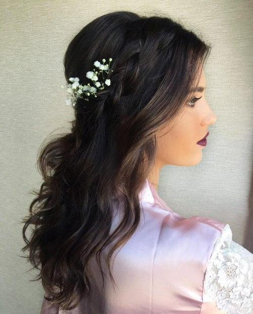 Wedding Hairstyles Easy: 2017 Bridal Hair Ideas And Tutorials