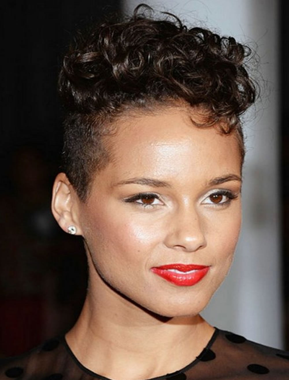 African American Short Hair Styles Inspiration African American Short Hairstyles  Best 23 Haircuts Black Hair