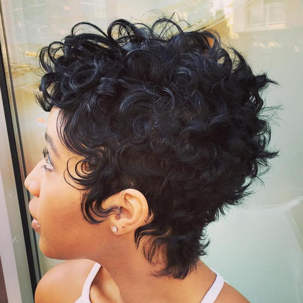African American Short Hairstyles – Best 23 Haircuts Black ...