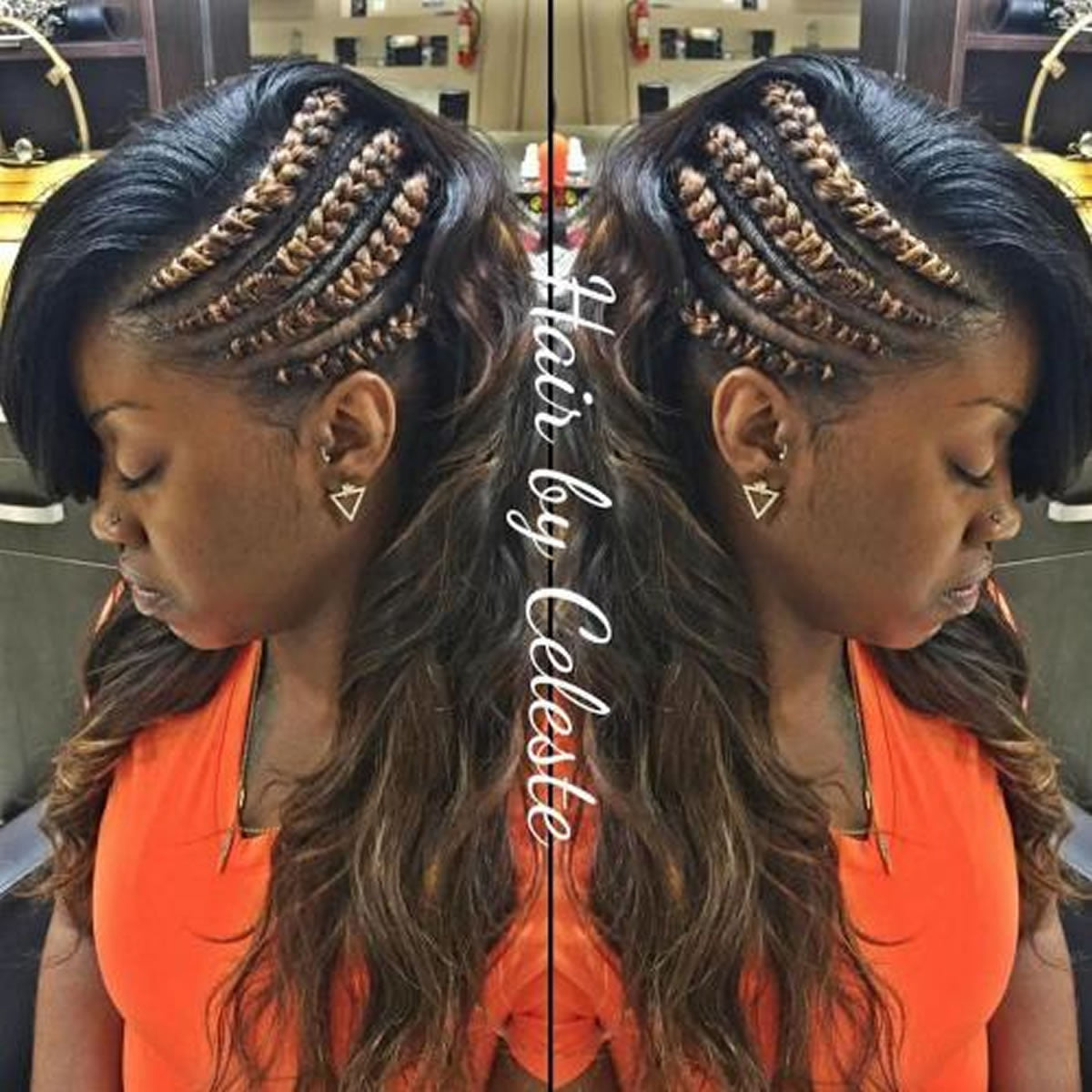 37 Wedding Hairstyles For Black Women To Drool Over 2017: 25 Incredibly Nice Ghana Braids Hairstyles For All