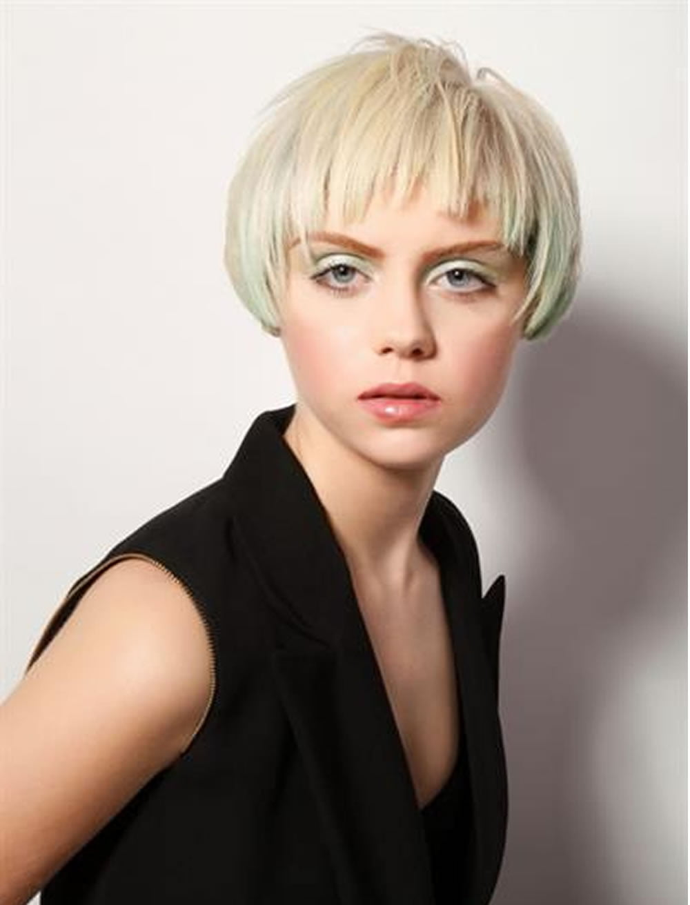 Long Short Bob Haircuts Fine Hair