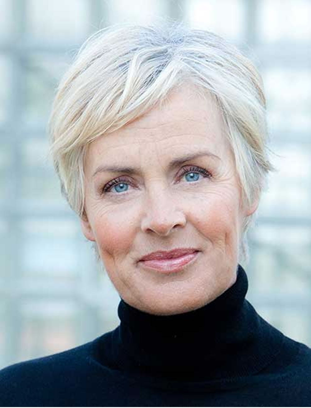 White Short Hairstyles for Older Women 2017 – HAIRSTYLES