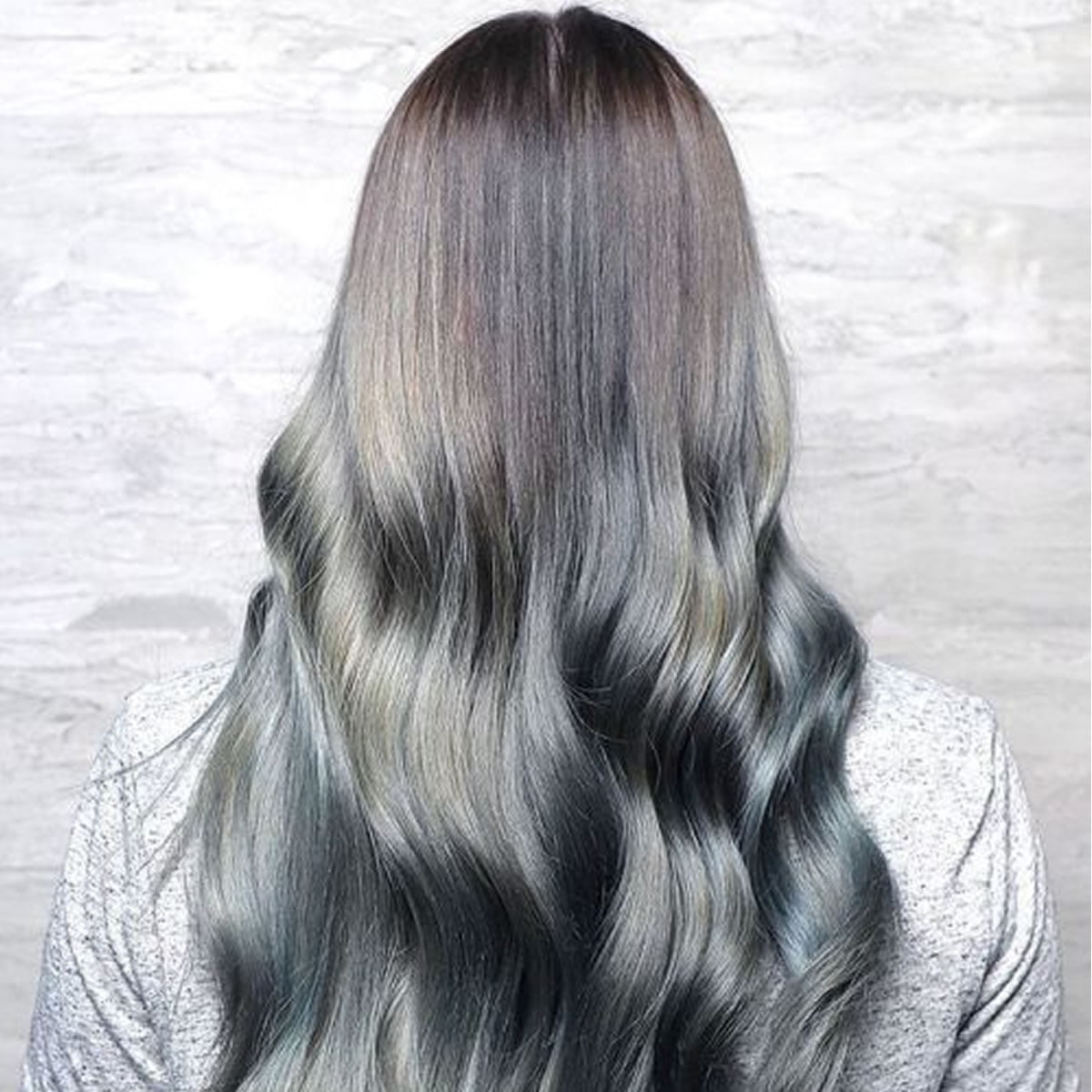 Grey Hair Trend – 20 Glamorous Hairstyles for Women 2018 – Page 2 ...