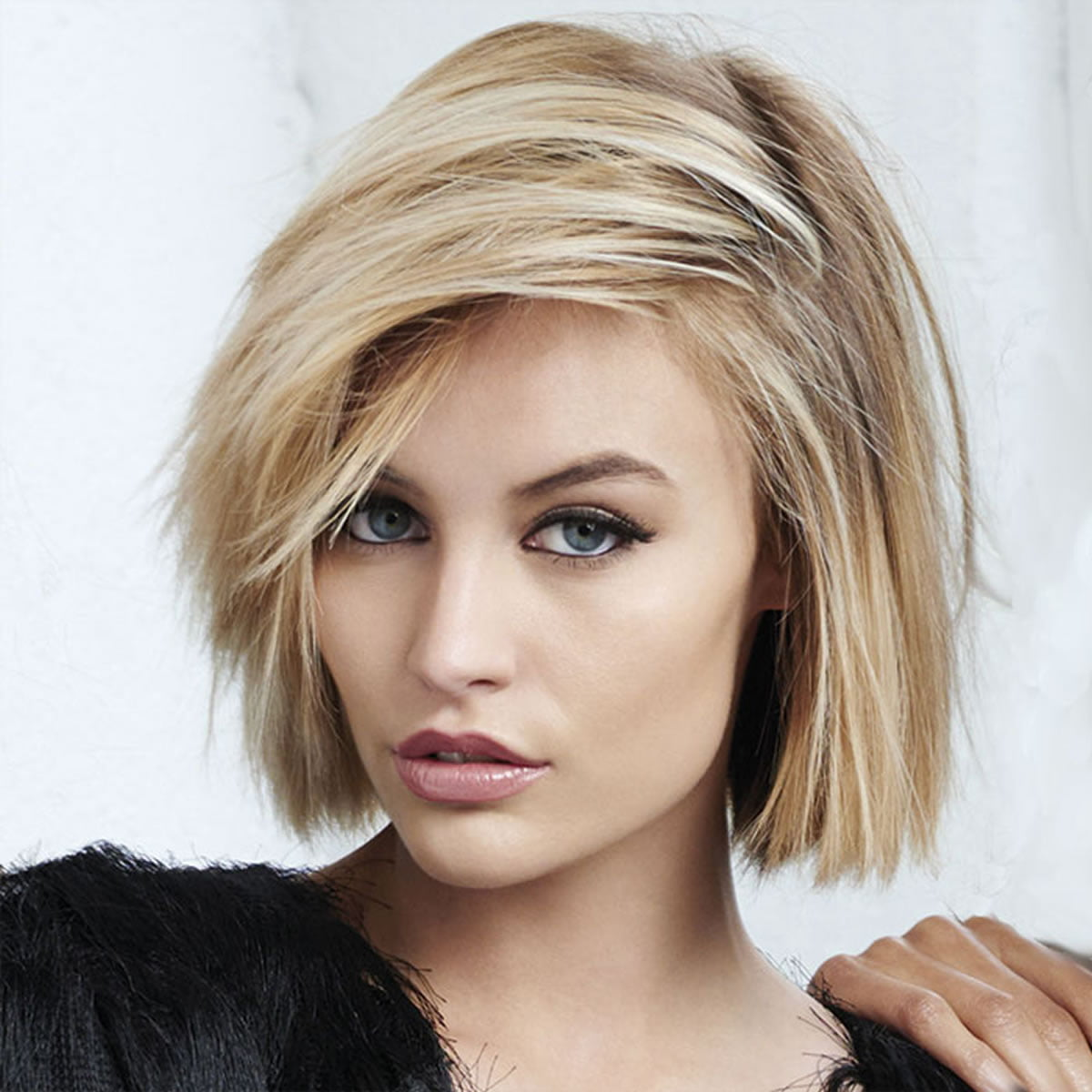 The best 30 short bob haircuts 2018 short hairstyles for women page 3 hairstyles - Coup de cheveux mi long ...