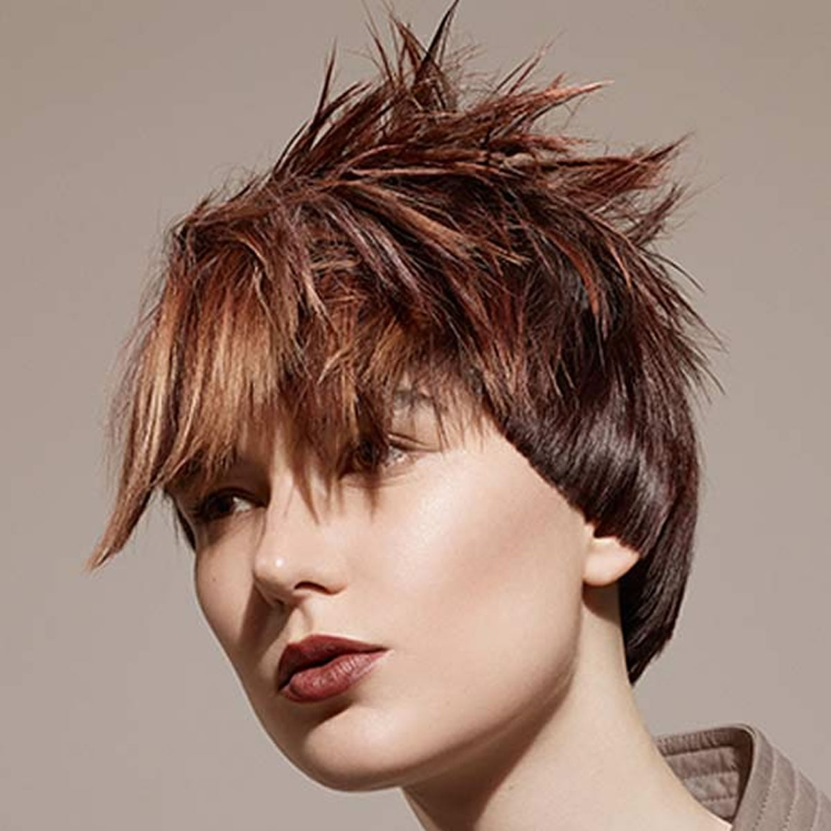 Short Hair Hairstyles For Spring & Summer 2018-2019