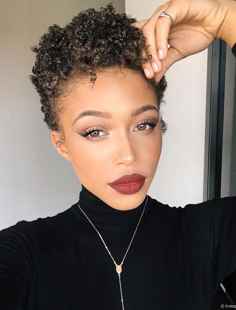 2018 Pixie Haircuts For Black Women – 26 Coolest Black ...