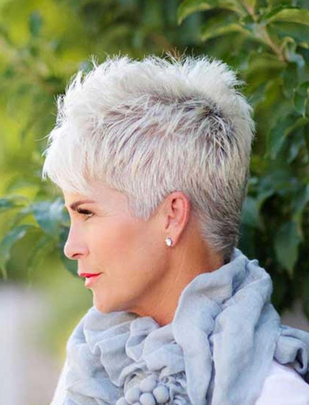 hair mature womens