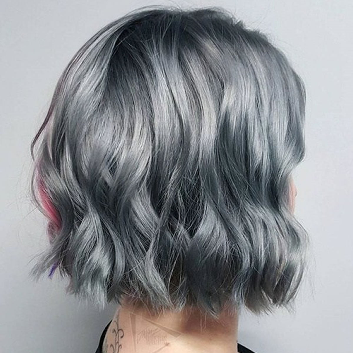 Grey Hair Trend - 20 Glamorous Hairstyles for Women 2018 | Page 4 of 4