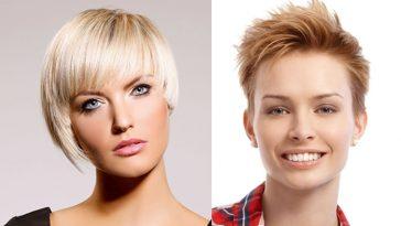 2018 Short Hairstyles and Haircuts