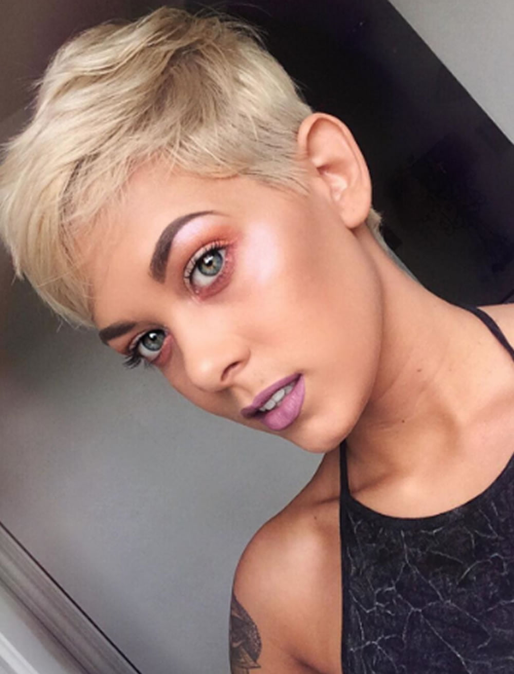 2018 Short Hairstyles And Haircuts For Women20 Popular Pixie Hair