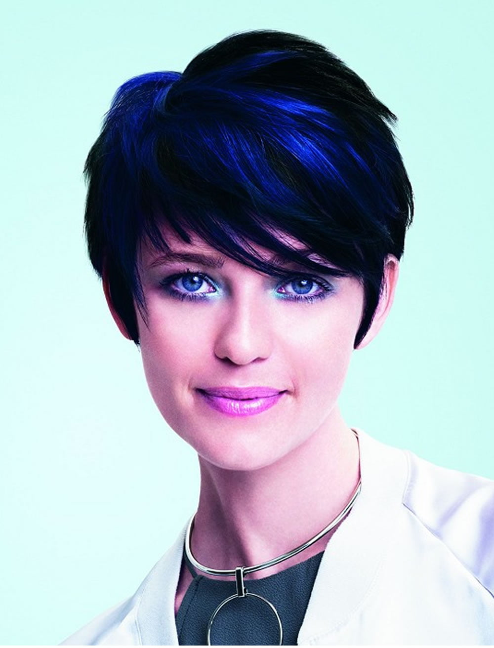 For girl short hairstyle all
