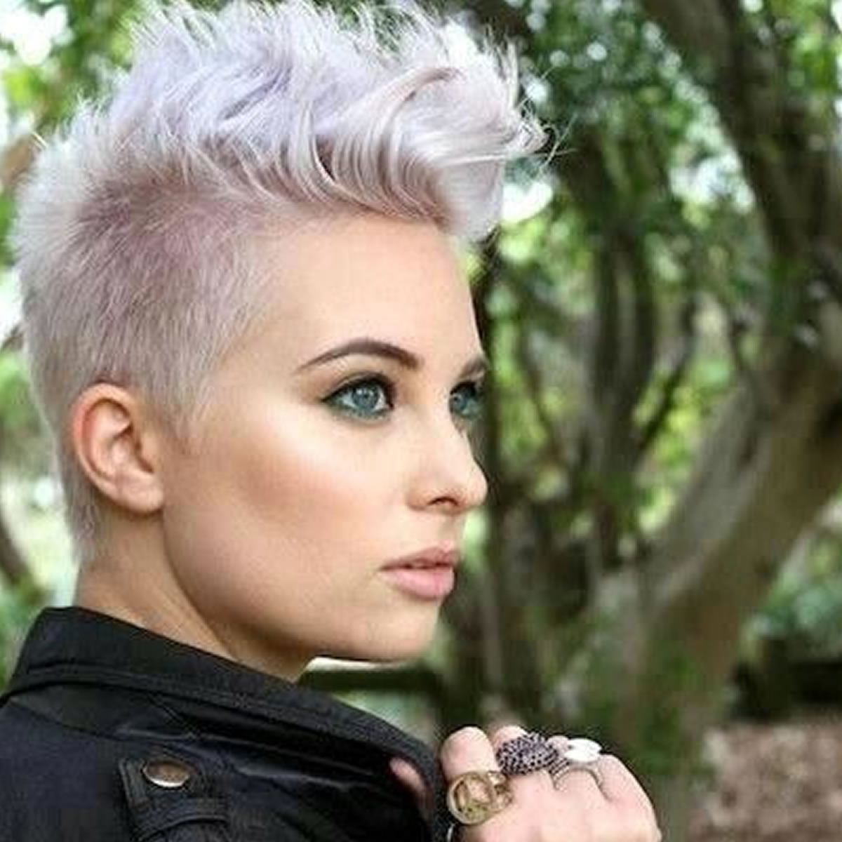 Hairstyles Short trend pictures advise dress for on every day in 2019