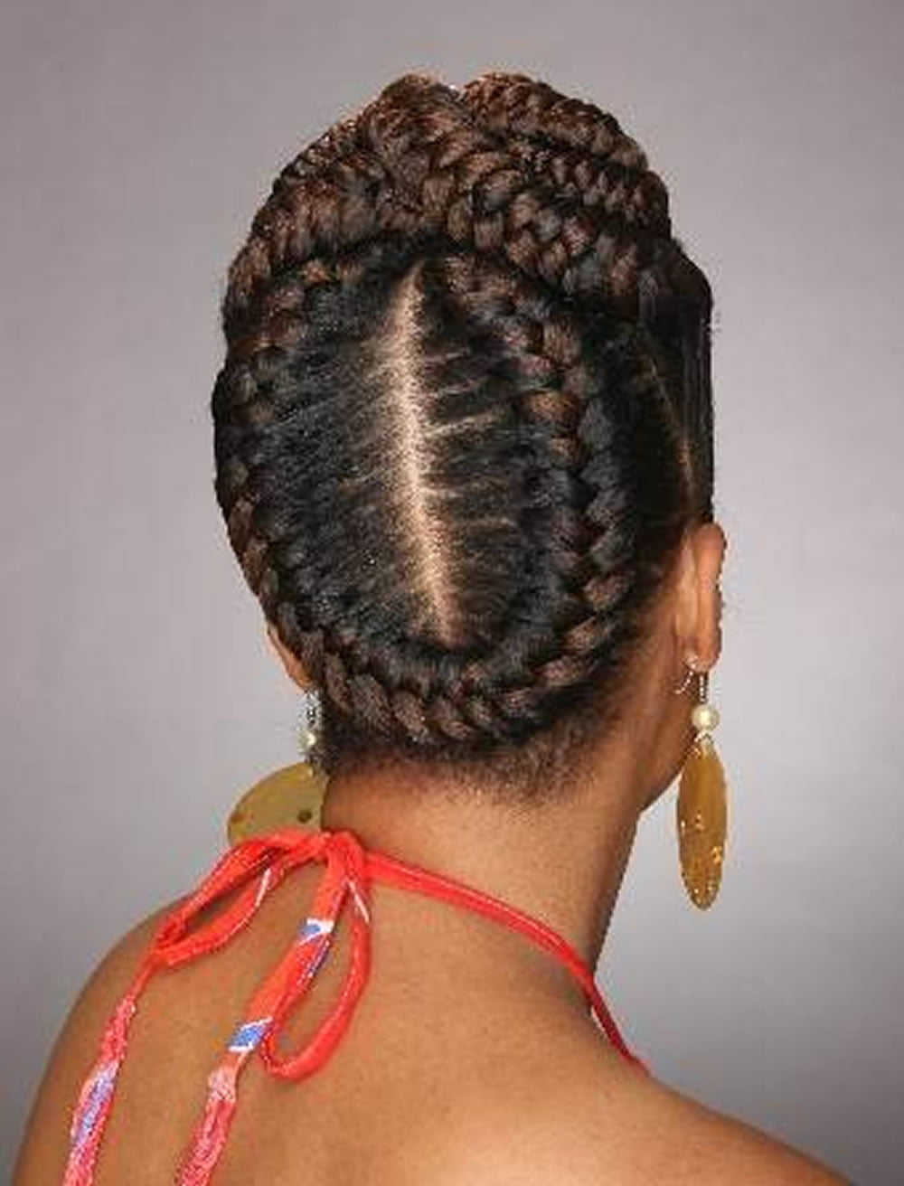 20 Best African American Braided Hairstyles for Women 2017-2018 | Page ...
