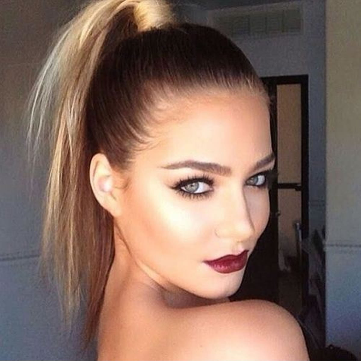 Easy Updos For Thin Hair: 20 Perfect Medium Lenght Hairstyles For Thin Hair Ideas