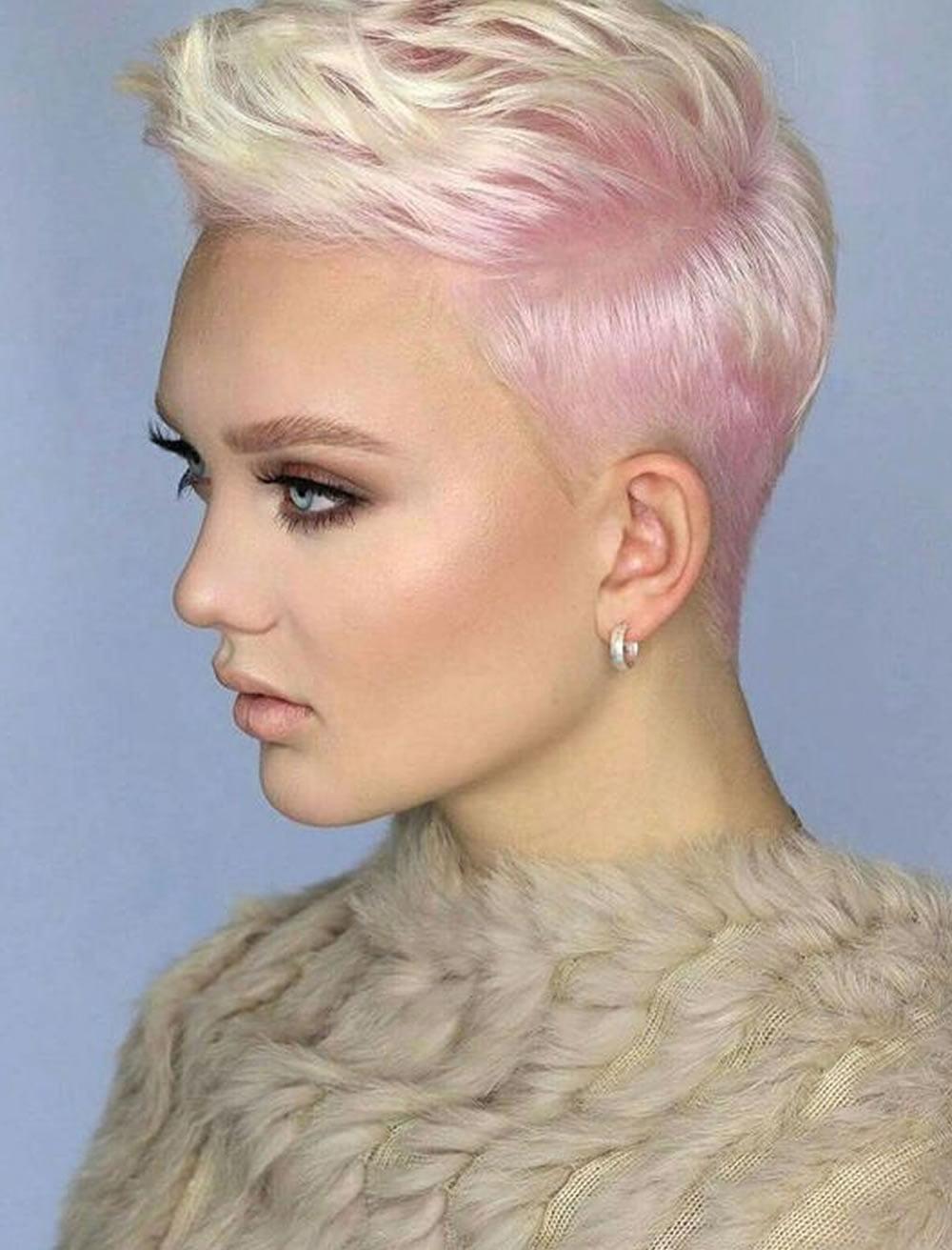 Trend Short Haircuts for 2018-2019 Best Pixie Hair ideas ... - photo #8
