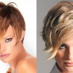 Short Hair Haircuts for Girls 2018-2019