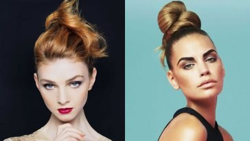 Updo Hairstyles for Prom 2018