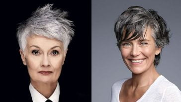 2018 Hairstyles for Older Women Over 50