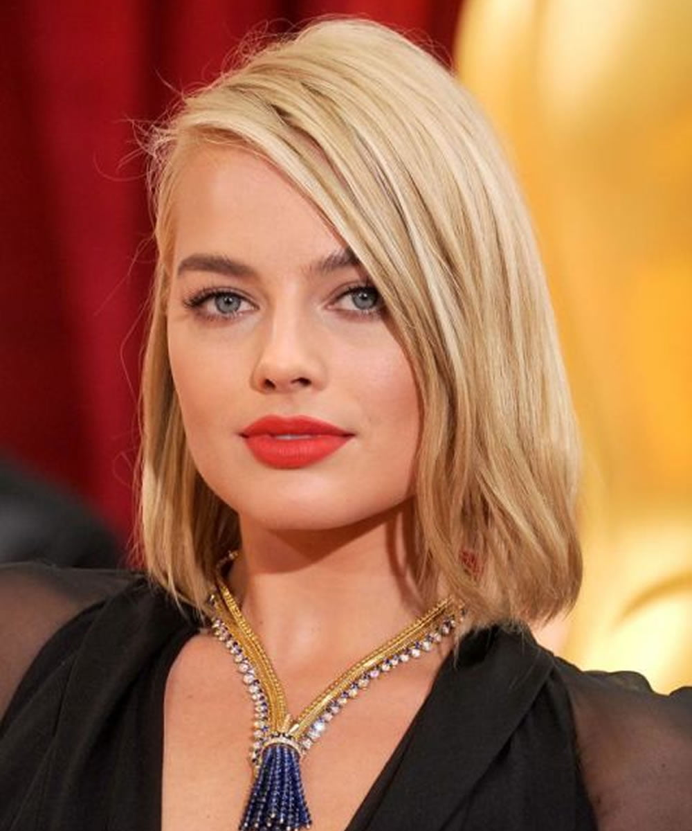 Long Bob Haircut Tutorial 2018