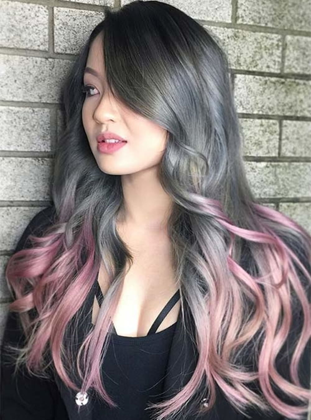 How To Balayage Ombre Step by Step Hair Tutorial 2018-2019 ...