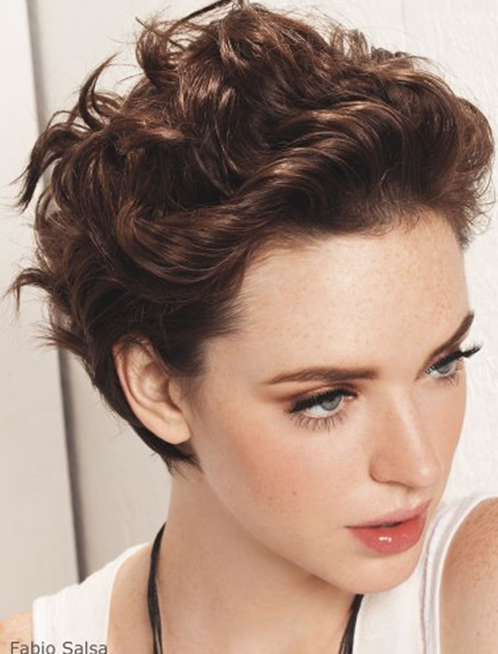Top 30 Short Haircuts & Hairstyle ideas for Women   Page 2 ...