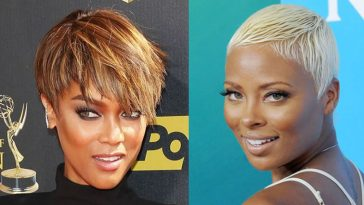 Short Hairstyles ideas for Black Women