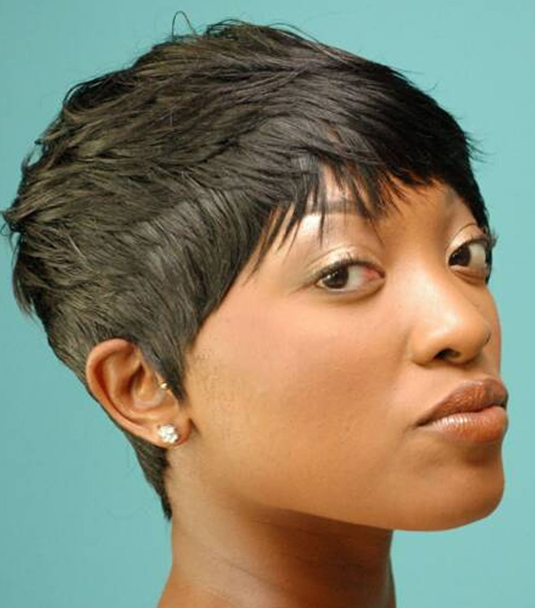 Short Natural Hairstyles for Black Women (July 2019)