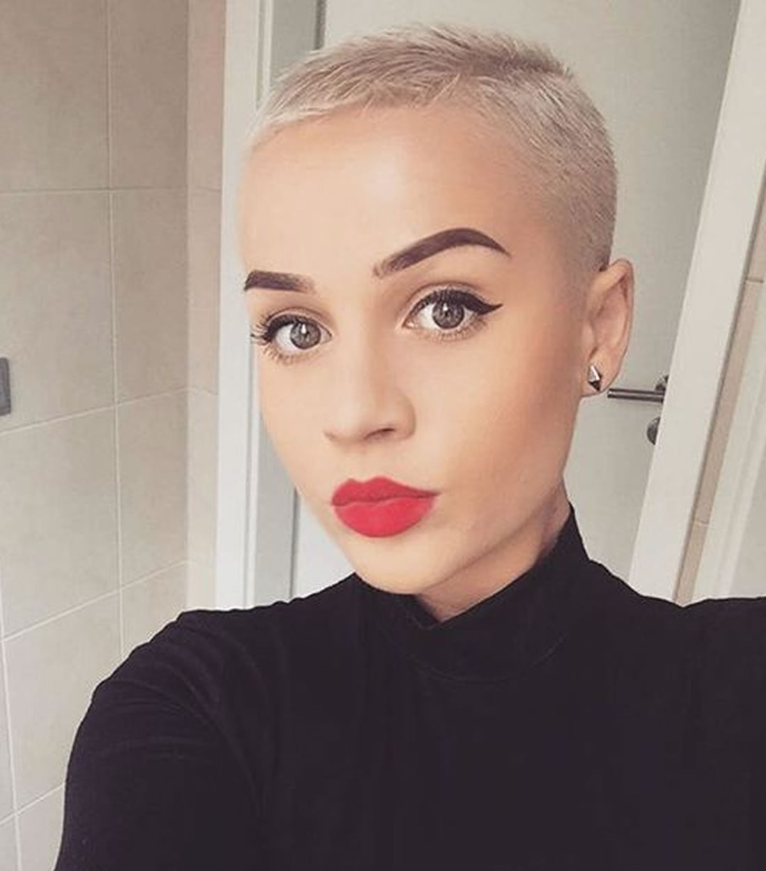 African American Short Hairstyles  for 2019 2019 HAIRSTYLES