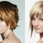 Asymmetrical Short Haircuts 2018-2019