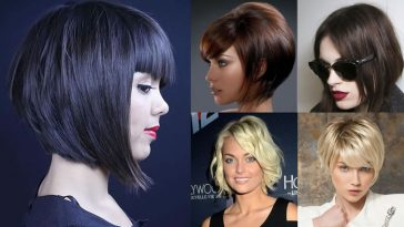 Bob Hairstyles for Short Hair