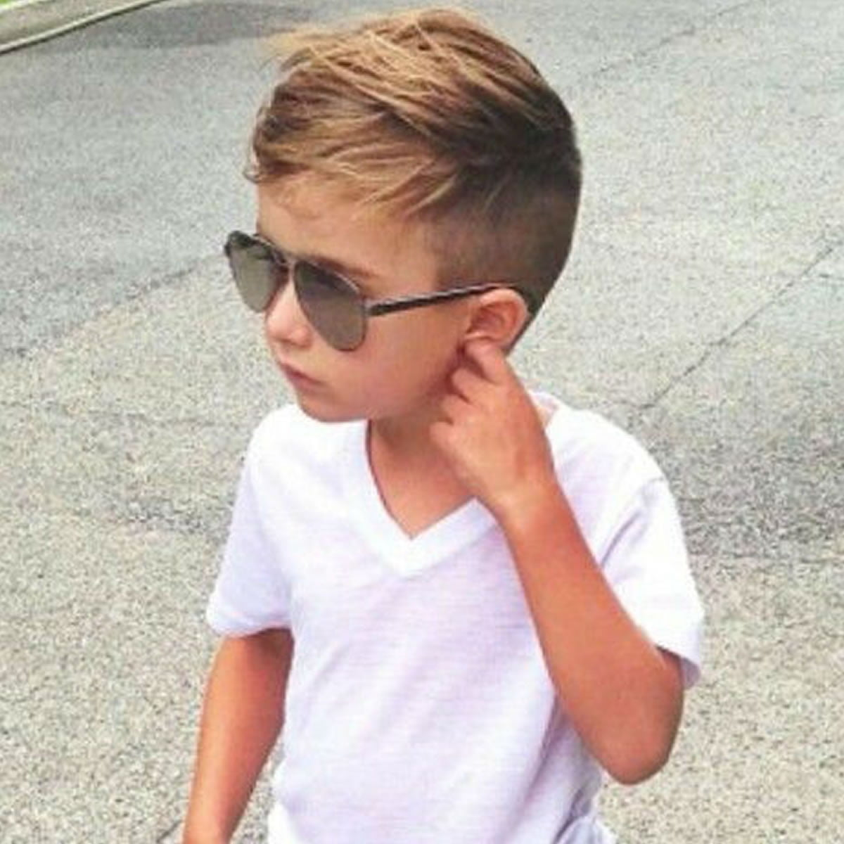 Great Hairstyles And Haircuts Ideas For Little Boys 2018-2019 U2013 Page 4 U2013 HAIRSTYLES