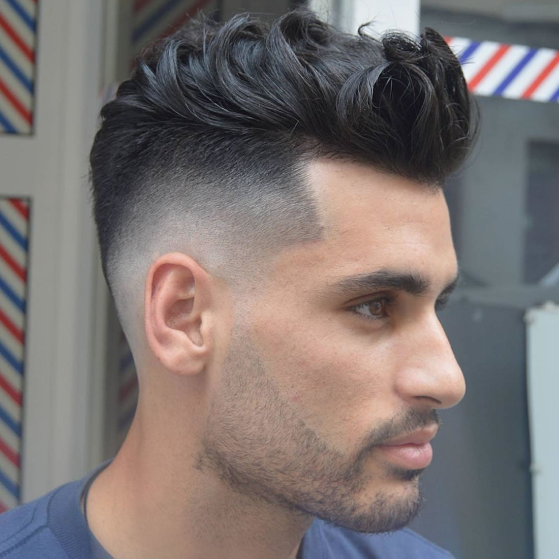 Men's Hairstyles 2018 – 2019 | 40 Best Hair Tutorial for Men – Page 4 – HAIRSTYLES