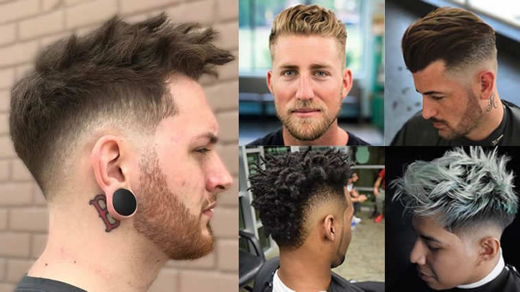 Men's Hairstyles 2018-2019